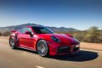 Porsche se chlubí časem elektromobilu z okruhu, skutečný rekord benzinového auta ignoruje - 2 - Porsche 911 Turbo 992 The Bend rekord 02