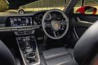 Porsche se chlubí časem elektromobilu z okruhu, skutečný rekord benzinového auta ignoruje - 6 - Porsche 911 Turbo 992 The Bend rekord 06