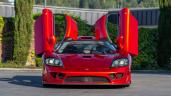 Někdo si před 16 léty koupil jedno z nejrychlejších aut světa, na prodej je skoro nejeté - 2 - Saleen S7 Twin Turbo 2005 nejety prodej 02