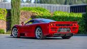 Někdo si před 16 léty koupil jedno z nejrychlejších aut světa, na prodej je skoro nejeté - 7 - Saleen S7 Twin Turbo 2005 nejety prodej 08