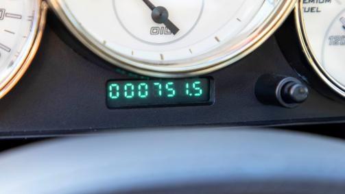 Někdo si před 16 léty koupil jedno z nejrychlejších aut světa, na prodej je skoro nejeté